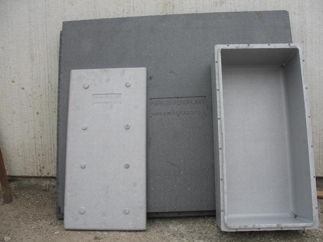Ящик из пенополистирола 5